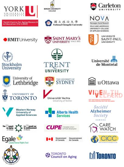 Image of partnering organization logos